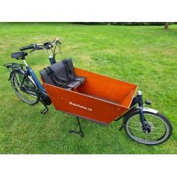 Bakfiets kussens geschikt voor Bakfiets.nl Cargo bike Capitone